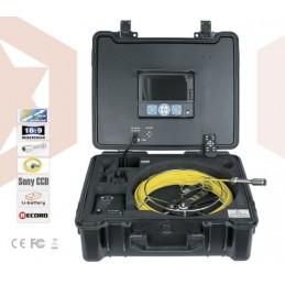 Caméra Vidéo Inspection Tuyauterie 14mm